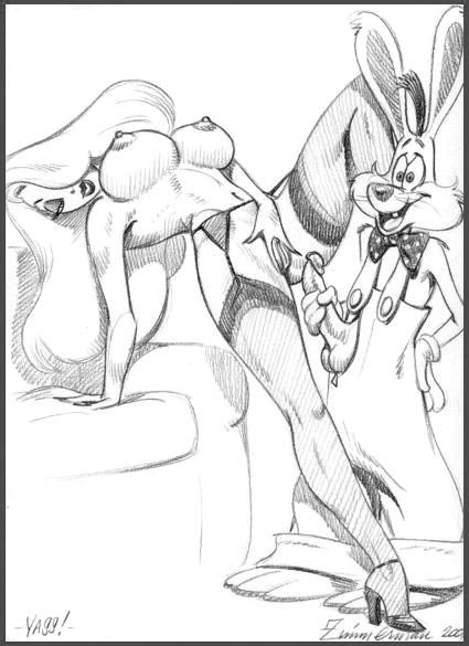 rabbit would kissing and jessica holli Rocko's modern life phone sex