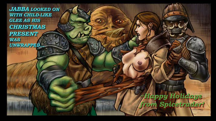 and leia jabba Mighty switch-a-lot minus8