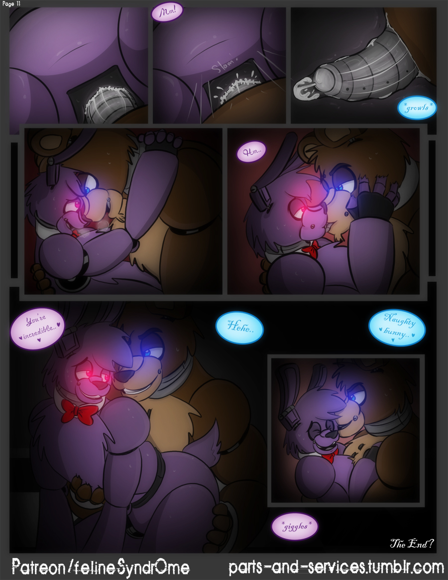at nights comics sex five freddy's The three musketeers clash royale