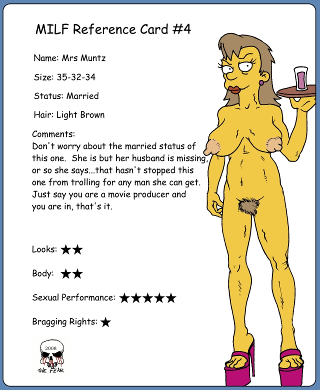 the nude mrs dr monarch Nobody in particular