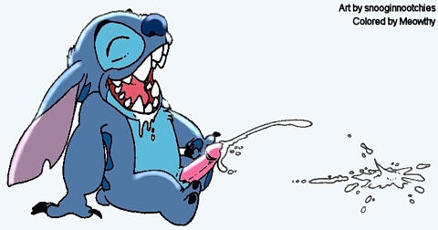 stitch lilo lilo naked and Breath of the wild fireproof lizard