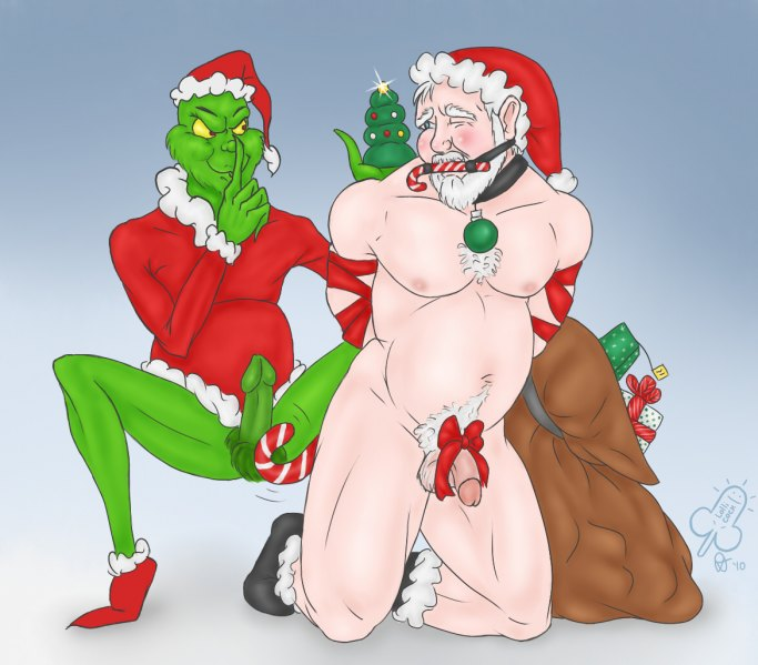 christmas xxx grinch the stole how Five nights at freddy's boobs