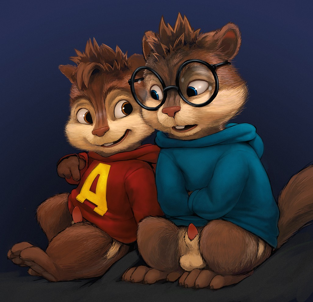 alvin and chipmunks the glasses Fosters home for imaginary friends porn pics