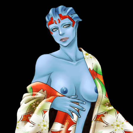 nude mass andromeda effect vetra Nude king of the hill