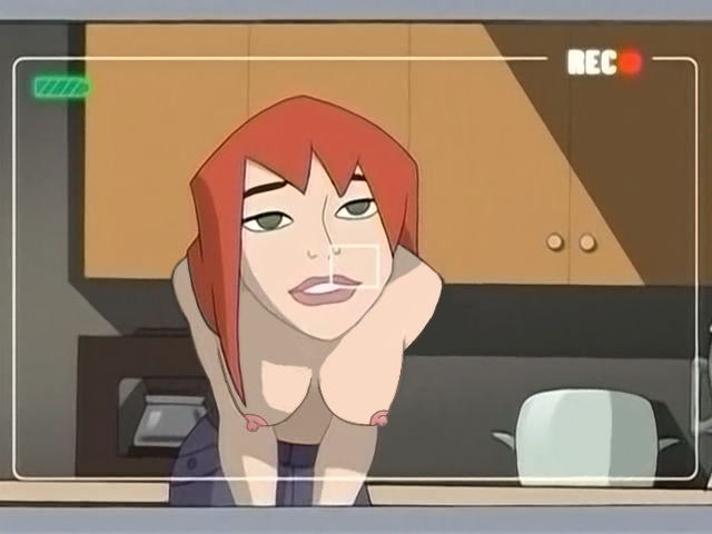 the spiderman series mary jane animated new Ts i love you ex1
