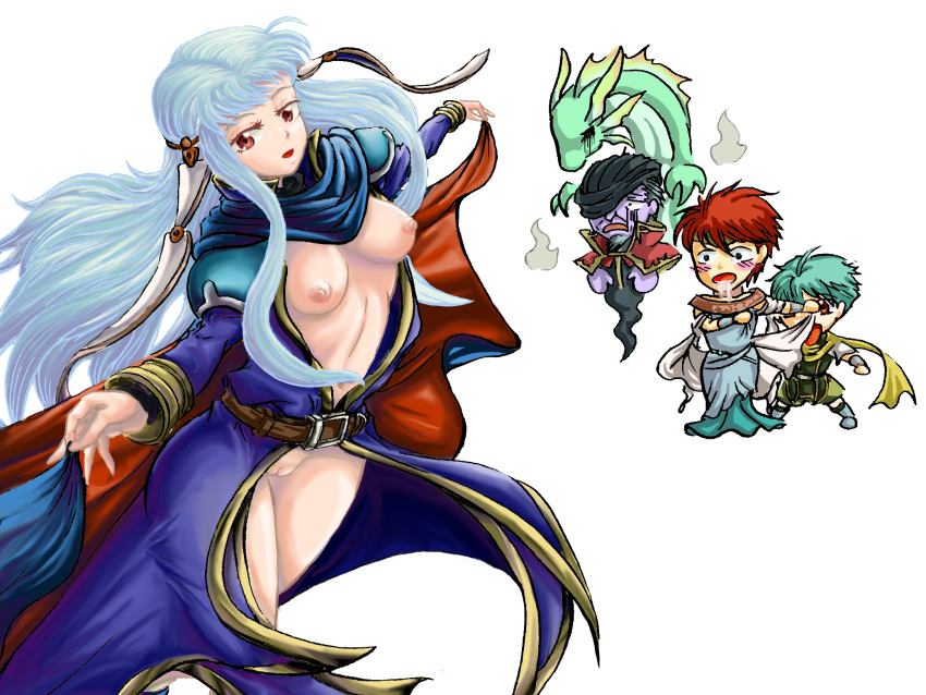 emblem fates fire lilith food Taboo-charming-mother