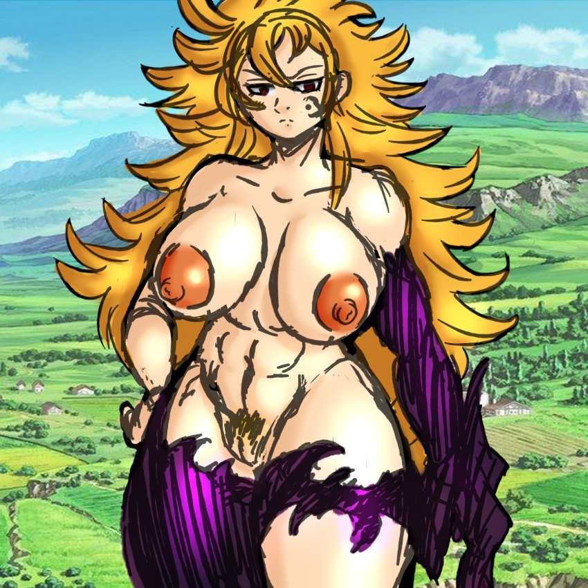 seven ban from deadly sins the Clash of clans porn pics