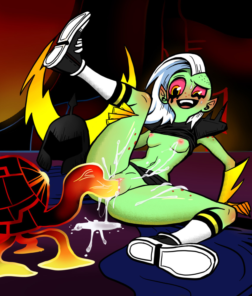 lord dominator wander over yonder gif Hollow knight white lady grub