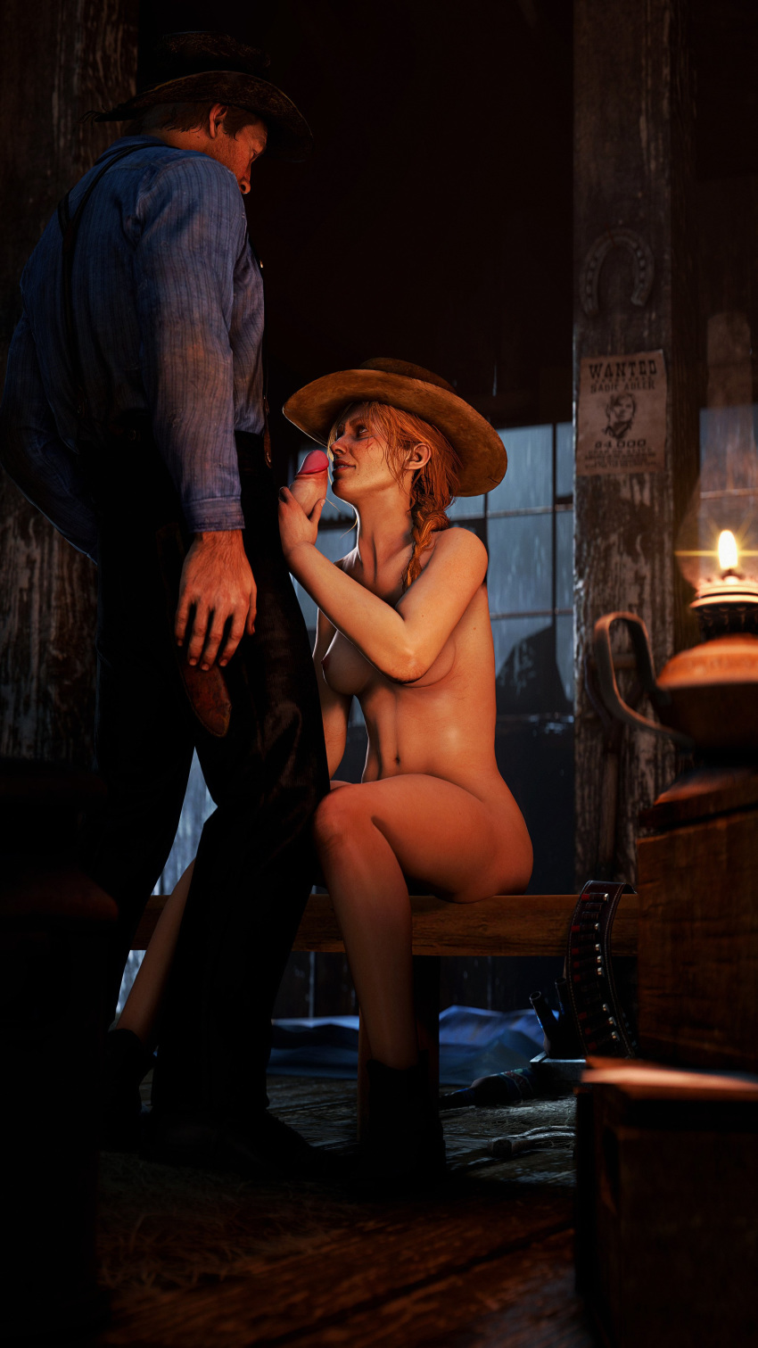 dead redemption red 2 nude How not to summon a demon lord rem galleu